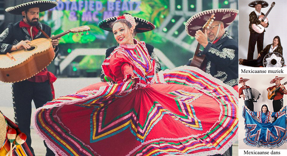 Mexicaanse dansworkshop